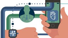 Can the internet of things help power a health revolution?