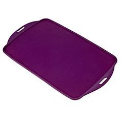 Sainsbury's Purple Silicone Large Baking Sheet - Oven trays - Baking - Cookware - Home & garden - Sainsbury's
