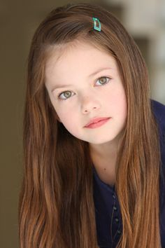 Mackenzie Foy (Renesmee in Breaking Dawn Part 2)