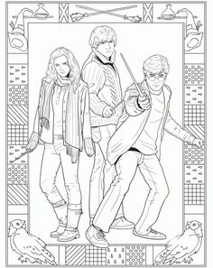 Harry Potter Coloring Book Best Of Harry Potter Coloring Pages to Print Pict 827 Gianfreda Harry Potter Hermione, Harry Potter Thema, Harry Potter Colors, Arte Do Harry Potter, Theme Harry Potter, Cute Harry Potter, Harry Potter Drawings, Harry Potter Word Search, Lego Coloring Pages