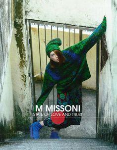 #MMissoni | #MilkWeekly HK | Winter 14-15