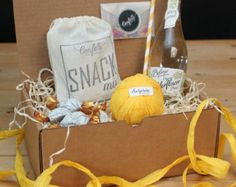 Box of Sunshine Good Box Send a Gift by ConfettiGiftCompany