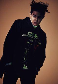 Suho monster teaser photo~ EXO 2016 Comeback