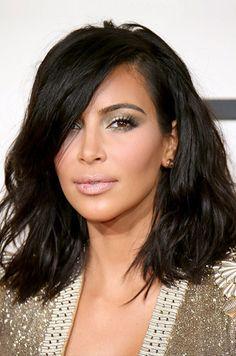 Kim Kardashian Bob Haircut Virgin Brazilian Hair Lace Wig[CBW08]-wowafrican.com