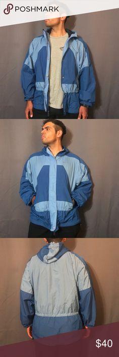 Nike vintage jacket Excellent condition  Beautiful design  Size Large  Vintage jacket Nike Jackets & Coats