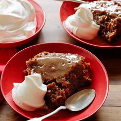 Slow-Cooker Sticky-Toffee Pudding By Food Network Kitchen
