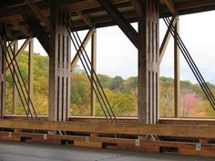 3. The Covered Bridges Byway (the Ashtabula County covered bridge tour)