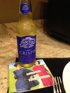 Check out the latest Gluten Free Product Review... Crispin Natural Hard Apple Cider.  http://wp.me/p2TQ6B-9y