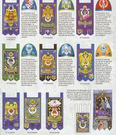 Los estandartes de los Ultramarines(Los 11)