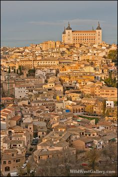 Spain: Toledo is one of the most beautiful cities in Spain. Besides its wonderful people, architecture, and food, the city offers spectacula...