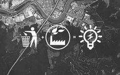 6 Compete to Design World's Largest Waste-to-Energy Plant in Shenzhen,Courtesy of Schmidt Hammer Lassen