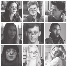 Fallen Movie Cast