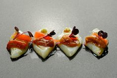 Tapas et fruits de mer « Barcelone insolite Bar a tapas cañota ...  Un vrai délice !