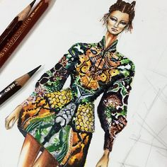 Something as your wish @vladhatesyou | comment to see full version of my Plato's Atlantis by Alexander McQueen .
