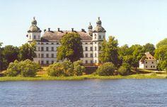 Skokloster Castle from Lake Mälaren.