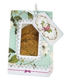 Look at this Frill & Frosting Cookie Bag - Set of 24 on #zulily today!