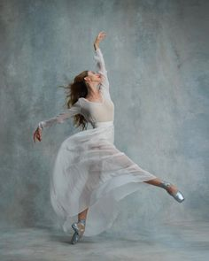 And, something magical...Isabella Boylston, American Ballet Theatre, photo by NYC Dance Project.