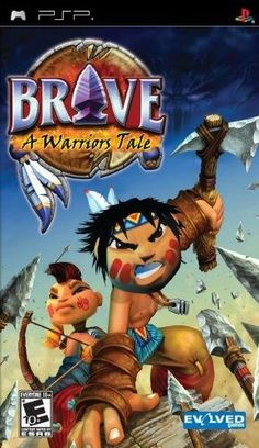 Brave - Warriors Tale - PSP