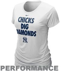 Chicks Dig Diamonds!