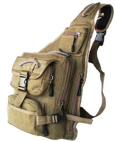 Military Inspired Canvas Sling Bag Backpack Bookbag Khaki Green by stic, http://www.amazon.com/dp/B004QUAY9W/ref=cm_sw_r_pi_dp_32kBqb02YB0SB