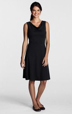 Simple little black dress that everyone needs.