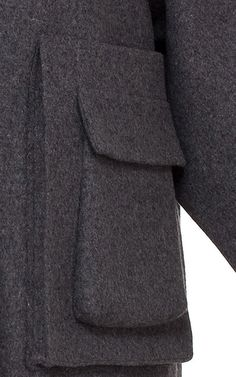 Cashmere Jacket With Slip Pockets by Ruban for Preorder on Moda Operandi