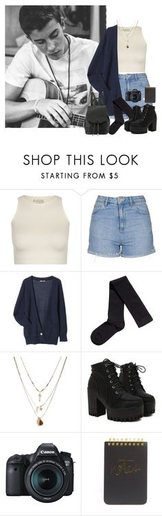 """""""Untitled #865"""" by stellasmathio ❤ liked on Polyvore featuring Free People, Topshop, H&M, Orelia, Eos, Sugar Paper, rag & bone, black, Boots and shorts"""