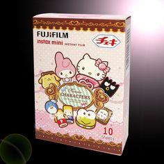 Fujifilm Instax Mini Sanrio Candy Pink 10 Film 7s 8 25 50s 90 Camera Fuji SP-1 #Fujifilm