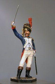 French Officer Grenadier
