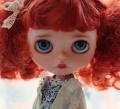 OOAK Custom Blythe Doll -Ritty- by Donna