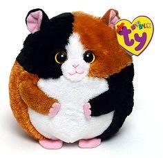 08521f1bdbf Speedy - Guinea Pig - Ty Beanie Ballz Ty Beanie Ballz