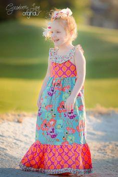 Milah Summer Maxi Dress