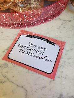 Cookie bar label Rhubarb Marmalade, Cookie Bars, Label, Cookies, Food, Design, Crack Crackers, Biscuits, Essen
