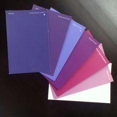 My color scheme!