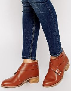 ASOS ASTON Leather Ankle Boots. Ankle Boots Under $100
