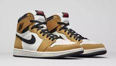 "best sneakers 16a01 beca5 Jordan Brand Unveils The Air Jordan 1 Retro High OG ""Rookie of the Year"""