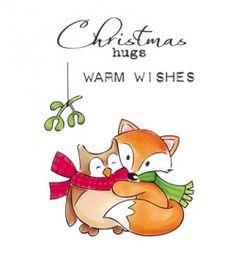 MD CS Christmas Hugs