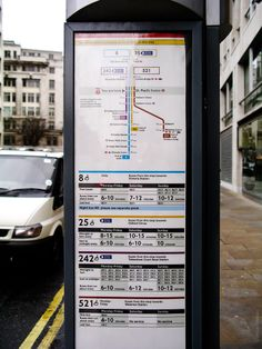 Transport Public, Transport Map, Bus Information, Information Design, Wayfinding Signage, Signage Design, Bus Route Map, Bus Stop Design, Guide System