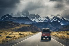 From Parque Patagonia we continued to the Argentinian border.  This border…