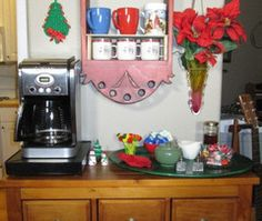Coffee Station. Searching for the right gift? Discover why so many are loving the unique gifts at JustinCaseDeck.com