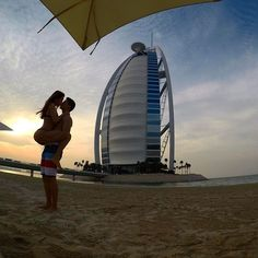 【liamtpearson】さんのInstagramをピンしています。 《Every beautiful sunset I'll see will be with you #dubai #burjalarab #luxury #sunset #love #couple #beach #sand #sky #cloud #ドバイ #ブルジュアルアラブ #海 #ラグジュアリー #愛 #myもちもち #ltlt1437》