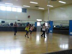 ▶ Zumba Samba - latin dance fitness routine - YouTube