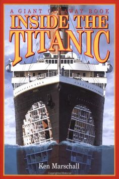 WONDERFUL resources for a Titanic unit.I also suggest -Facts for Kids about the Titanic- Author Luke Copas Perfect list of resources for sawyers unit study on the titanic! I'm so excited! Titanic Art, Rms Titanic, Titanic Deaths, Titanic Ship, Study History, History Books, Magic Treehouse, Facts For Kids, Text Features