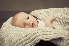 Chunky Knit Blanket for Cuddling  www.ashandalysbabes.com