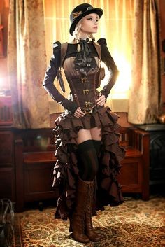 Modeled by Rin. Wardrobe/Styling/Makeup all done by Kato :3 The corset is from Ethereal Threads