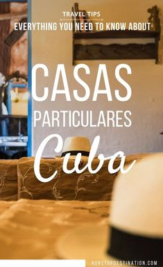 Planning your trip to Cuba? Find out everything you need to know about Casas Particulares in Cuba - Where to stay in Cuba. Cuba Travel, Top Travel Destinations, Travel Usa, Spain Travel, Varadero Cuba, Travel Advice, Travel Guides, Travel Tips, Puerto Rico