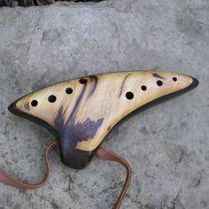 Ocarina. What a beautiful instrument.
