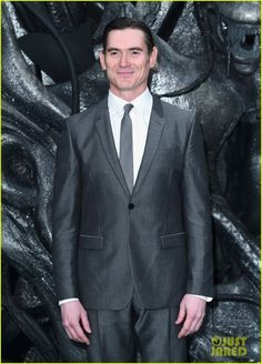Billy Crudup at the Premiere 'Alien: Covenant' in London