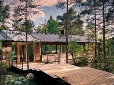 PuuWoodHolzBois | Finnish wood architecture and wood components.
