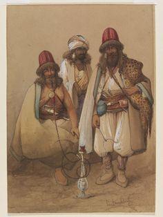 Three Dervishes